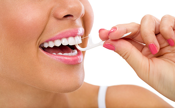 Diş ipi kullanmak ya da kullanmamak