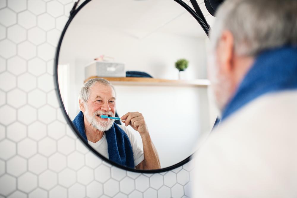 Her gün dişlerinizi fırçalayın