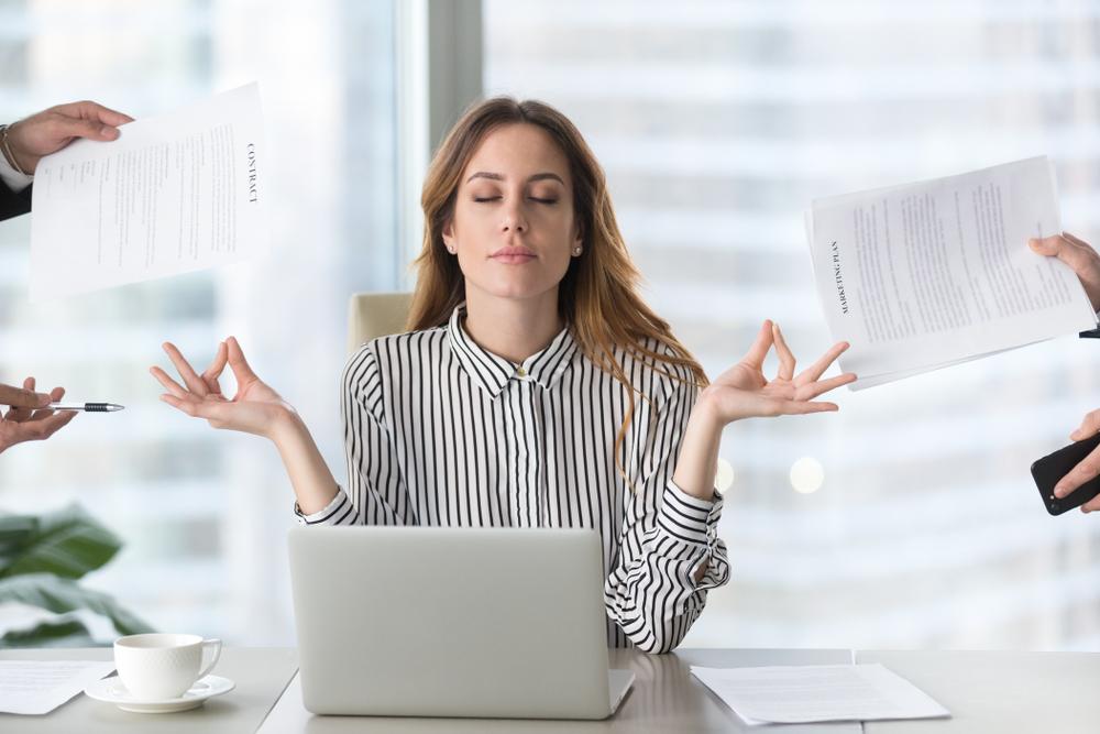 Kronik stres ve endişeden kaçının